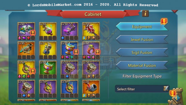 419. All Devices Account 738M II Perfect Gear II Castle Skin II Big Guy & Watcher Purple II Gift Unblocked II 599$