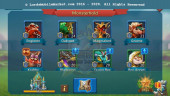 476 All Devices Account 270M Research II Good War & Hunter Gear II 177M Research II 5 Migration Scroll II 140$