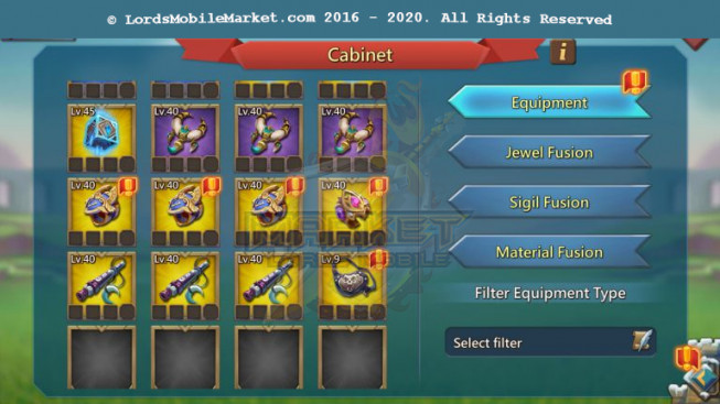 #482 All Devices Account 456M – 334K Gems – 335K Holy Stars – Speed Up Too Much – 22 Migration – 329$