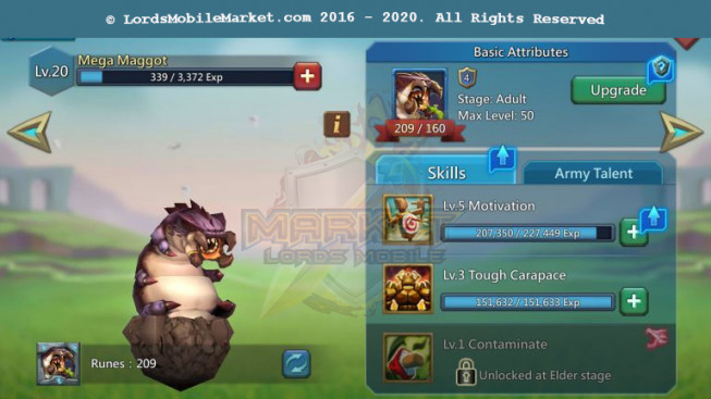 #493 All Devices Account 561M – 225M Research – Castle Skin – Pact 4 Perfect – 299$