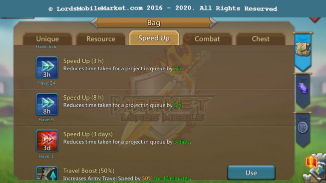 496 All Deivices Account 259M – 95M Research – 6M5 Troop – Speed Up Too Much – 7 Migration Scroll – 195$