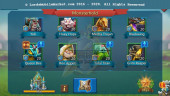 #500 All Devices 393M – 200M Research – 3M7 Troop – Pact 4 + 5 Great – 219$