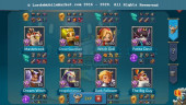 [ Super Sale Off ] #503 All Devices Account 673M – Gift Unblocked – 258M Research – Watcher Gold – 450$