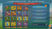 #507 All Devices Account 451M – 172M Research – 12M4 Troop – 243K Gems – Pact 4 Great – 289$