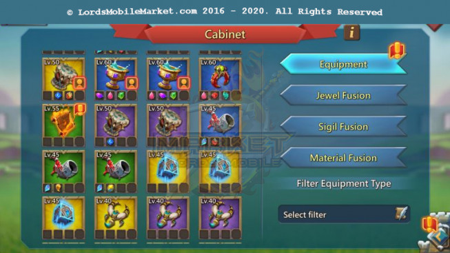 #508 All Devices Account 232M – 144M Research – 262K Gems – Too Much Speed Up – 169$