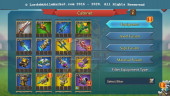 #514 All Devices Account 314M – Castle Skin Ancient Pyramid – Watcher Purple – 15 Migration – 199$