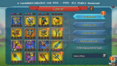 #517 All Devices Account 814M – 191K Gems – Gift Unblocked – 324M Research – Warcher Gold – 699$