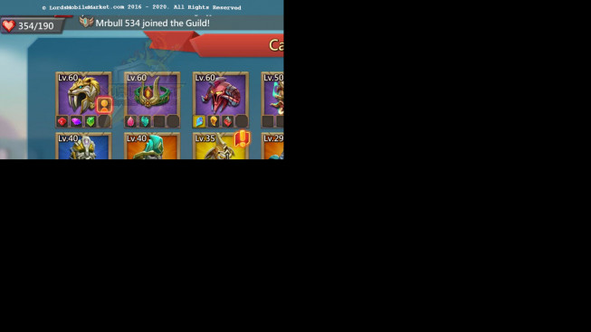 534 All Devices Account 651M – 253M Research – Castle Skin SS Wyvern – Gift Unblocked – 10 MS – 479$