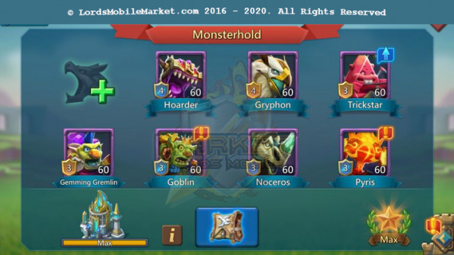 [ Super Sale Off ] 535 All Devices Account 937M – Good War Gear & Hunter Gear – 50M Troop – 11 Migrations Scroll – Too Much Items – 599$