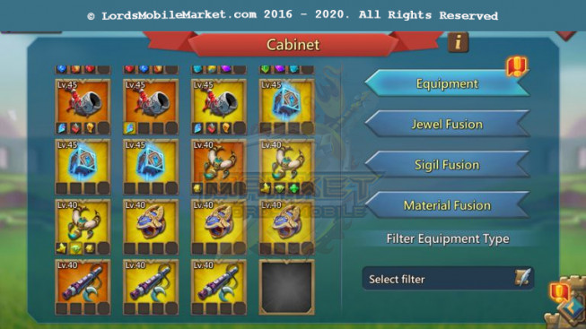[ Super Sale Off ] 536 All Devices Account 1B093 – 372M Research – Songtress Of the Sea & Warcher Gold – 879$