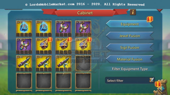 [ Super Sale Off ] 564 – Account 635M – 198M Research – Pact 4 + 5 Great – Castle Skin SS Wyvern – 349$