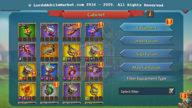574 – Account 451M – War Gear Perfect – 205M Research – Gift Unblocked – Jade Wyrm Lv 19 – 349$