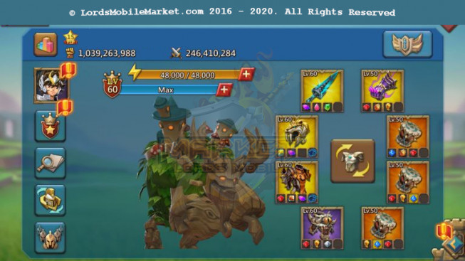 575 – T5 Leader Account 1B039 – Max Wonder Research – 658M Research – 21 Migrations – 1300$