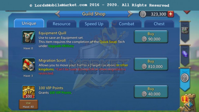 #576 Account 267M – 141M Research – 3 Migrations Scroll – 2M2 Troop – Alots Of Items
