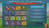 577 Account 281M – 127M Research – 5M2 Troop – 7 Migrations Scroll