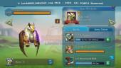 580 Account 668M – 282M Research – 132K Gems – 2 Castle Skin – Watcher Gold