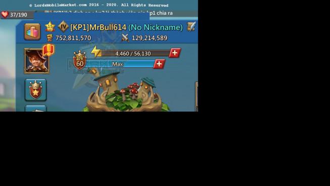 #614 752M ( 7MS Kingdom 395 , 4B Food, 3.2B Stone, 2.3B Wood, 1,9B Ore, 1.2B Gold )